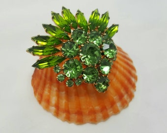 Lime Green Colored Pin