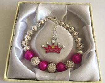 Handmade Pearl Bracelet