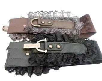 Adjustable Steampunk Belt_STB2301402812_Steampunk Accessories_ Elastic Belts_Gift Ideas
