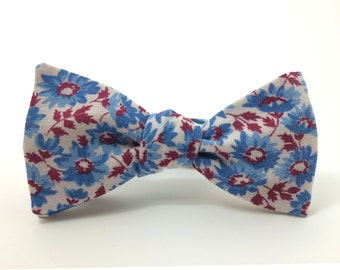 Flora America / Freestyle Bow Tie / adjustable 15 - 19 inches