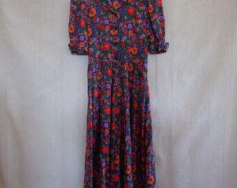 SPRING SALE! Floral Dress