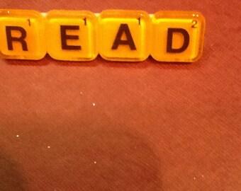 Read pin