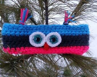 Hoots the Owl Earwarmer
