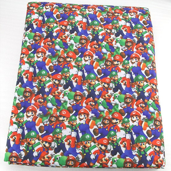 100x147 cotton cloth for children textile bedding fabric for Children s material sewing