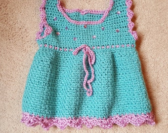 Toddler Dress Size 18 to 24 months