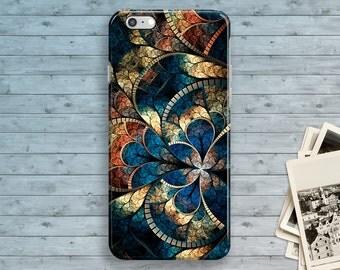 Art Mandala iPhone 6S Case, Mandala iPhone 7 Case, iPhone 6S Case, Floral iPhone 7 Plus, Multicolor iPhone 5 Case, iPhone SE Case 4S 5 5S 5C