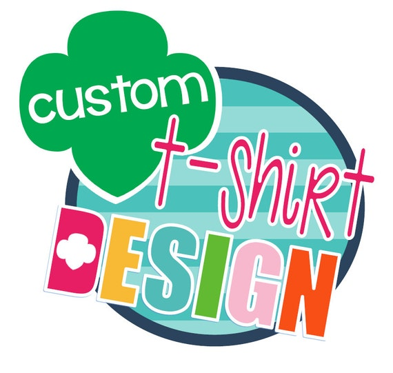 iamgirlscouts custom t shirt design by iamgirlscouts on etsy