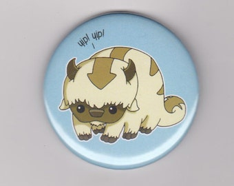 Avatar: The Last Airbender Appa Button 2.25""