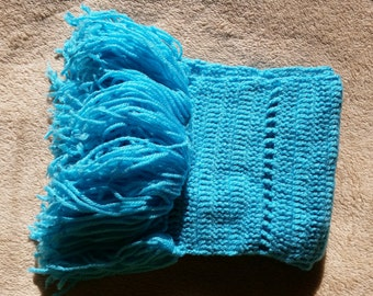 Hand Crocheted Scarf