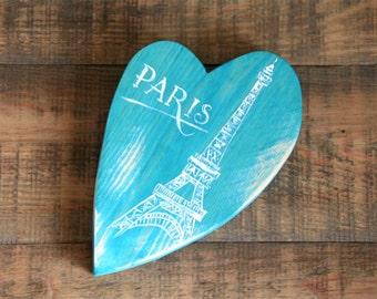 Box wood Wooden Paris