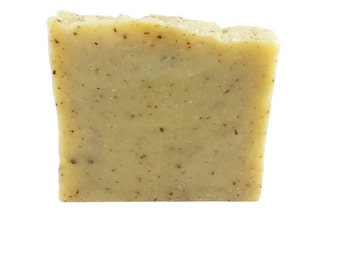Lemongrass Soap, Natural Soap, Essential Oil Soap