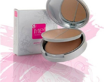 ME by Mezhgan Flawless Me Cream Concealer & Powder Compact