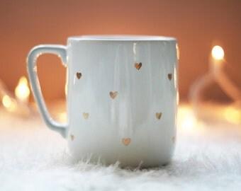 Tiny Hearts Mug