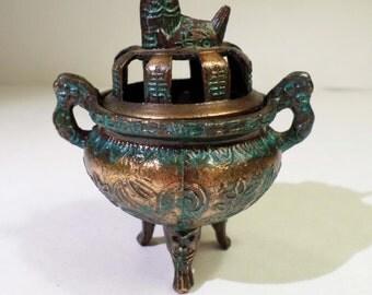 Vintage Incense Burner