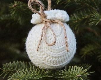 Keepsake Ornament