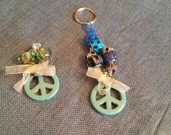 Bead Key chains