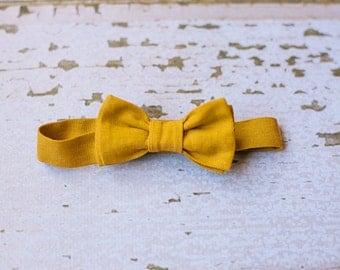 Baby/Toddler Honey Bow Tie