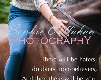 Prove Them Wrong - Horse Photography