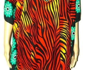 Beautiful Kaftan Gowns Bridesmaid   Maxi Dress Women Caftan Ladies Beautiful print