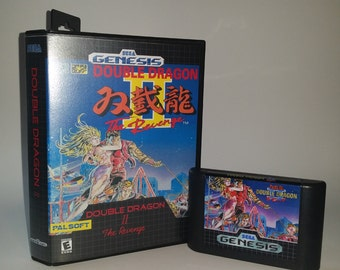 Double Dragon 2 (Sega Genesis)