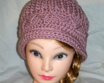Crochet Hat -Tam