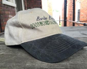 Vintage Money Bowl Hat