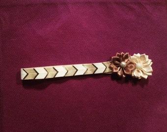 Arrow Brown Beige Headband