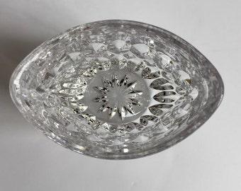 Gorham Crystal Vase Etsy