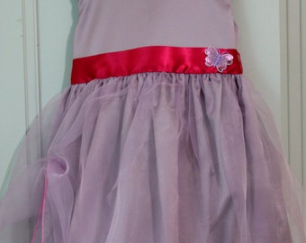 Parma ceremony dress, size 4 years