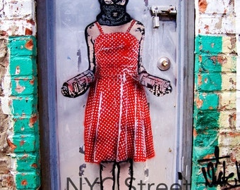 Secret Artist© - NYC Graffiti - New York Street Art