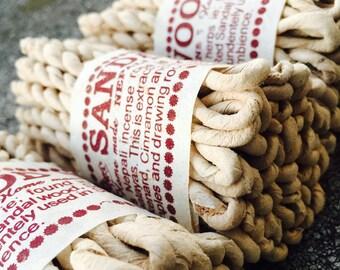 Himalayan Sandalwood Handmade Rope Incense