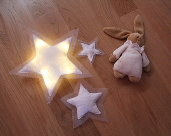 Night light star
