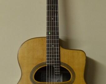 D hole Selmer Maccaferri Gypsy Jazz Guitar