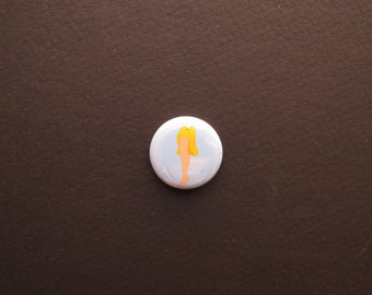 "1"" Leggy Blonde Pin"
