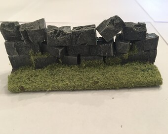 Modular Wall for Wargaming terrain