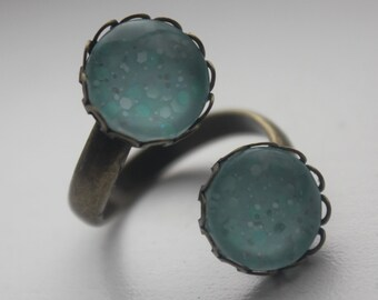 Antique Bronze Ring - Amazemint