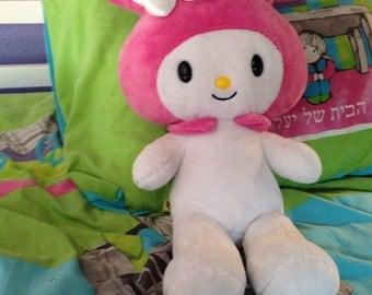 Build-a-bear doll from hello kitty