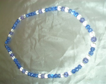 Touch of Lilac Necklace