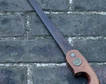 Vintage Disston compass or keyhole saw