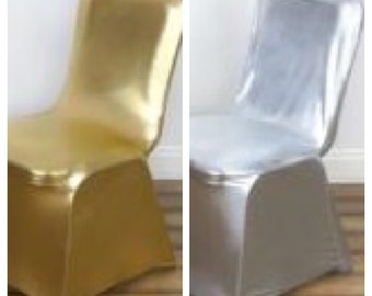 SALE!!! Spandex chair covers 10 colors available