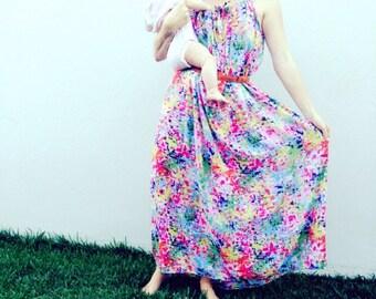 Mummy Maxi PDF Dress Pattern