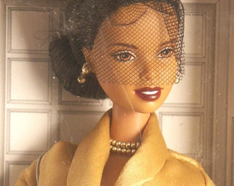 Barbie -- I left My Heart in San Francisco African-American