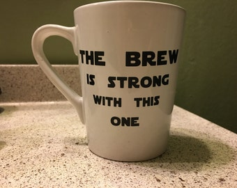 Star Wars Force/Brew Mug