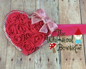 Pink Sweetheart Headband