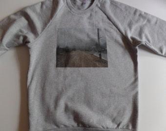 Men's All People Will Travel Photography Beijing Sweatshirt - 002