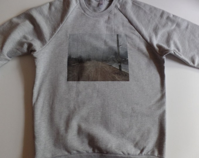 Featured listing image: Men's All People Will Travel Photography Beijing Sweatshirt - 002
