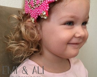 Big Star Flower Headband
