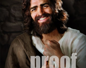 Jesus relaxed
