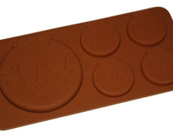 Taavi Cookie Shape Silicone Mold (T-4)