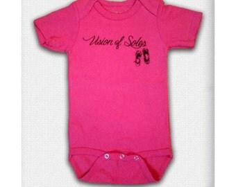 Baby Onesie - Pink Love